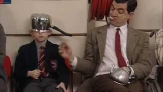 Mr Bean in the hospital