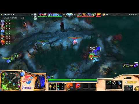 VG vs DG I League Season 3 game 2