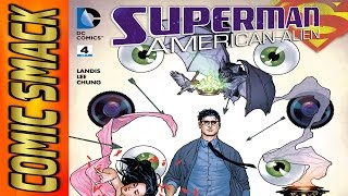 Superman Amercian Alien #4 Comic Smack