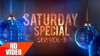 Saturday special Vol 3 | Punjabi Song Collection | Speed Records