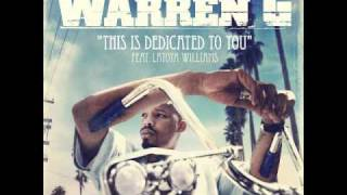 Watch Warren G This Is Dedicated To You video