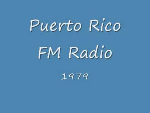 Puerto Rico FM Radio  1979.wmv
