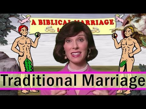 Betty Bowers Explains Traditional Marriage to Everyone Else Video