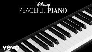 Download Song Disney Peaceful Piano - A Dream Is a Wish Your Heart Makes (Audio Only) Free StafaMp3