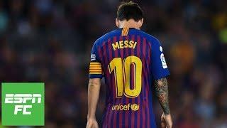 Lionel Messi left off UEFA best player shortlist; was he snubbed?   Extra Time   ESPN FC