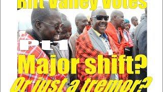 Shocker of Shocks As Rift Valley Votes Shift Part 1