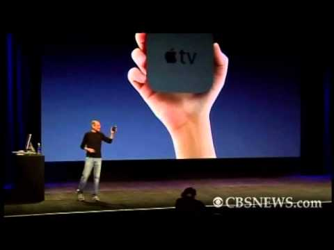 Steve Jobs Talks Apple TV