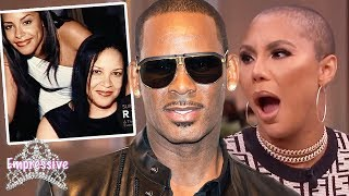 """Tamar Braxton goes in on """"Surviving R. Kelly""""! 