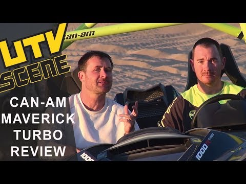 2015 Can-Am Maverick X ds Turbo Ride Review