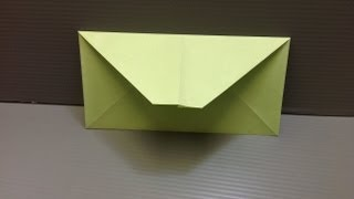 Daily Origami: 109 - Elforia Letterfold
