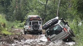Land Rover Adventure Club: Romania 2016  (Part 2) – Vampire Trail – Transylvania Adventure