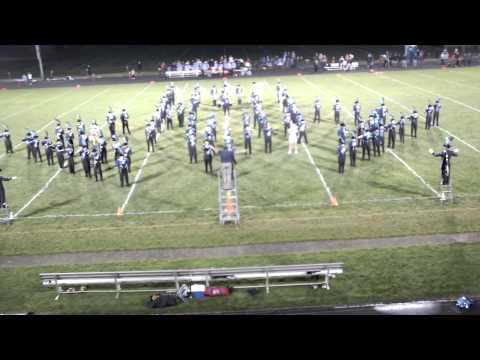Anther Hockinson High School Football game 2014-2015  song