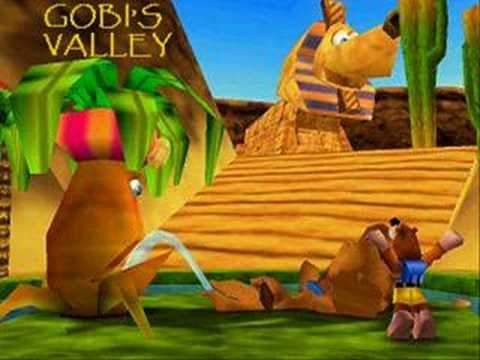 Banjo-Kazooie Music: Gobi's Valley