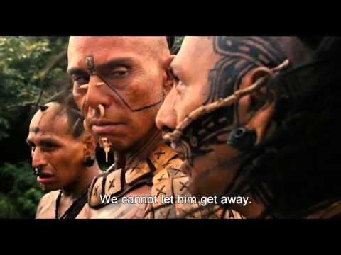 Apocalypto Waterfall Scene Rescore video