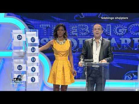 diela shqiptare - Telebingo shqiptare (18 maj 2014)