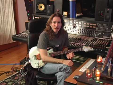 Steve Vai - freak Show Excess Demonstration video