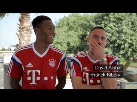 David Alaba hört Justin Bieber, Bastian Schweinsteiger Klassik | Der FC Bayern München im Musikcheck