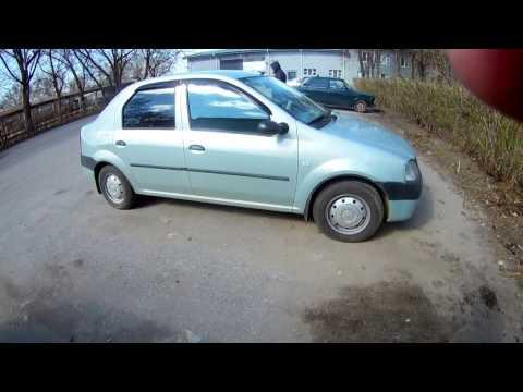 НЕ капсула времени: Renault Logan 2007 с пробегом 6000км