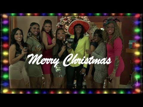Kevin Hart 's Ex-Wife Spoofs the Basketball Wives LA CHRISTMAS SPECIAL