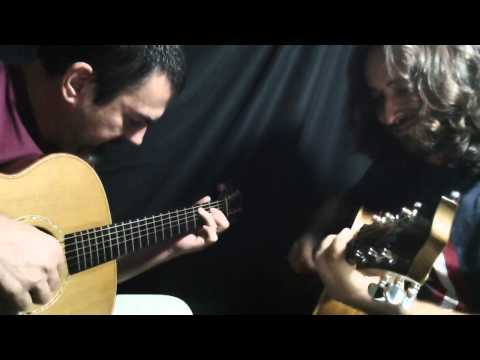 Swingin' 69 with S.Montero & C.Camarasa . ( J.Reed) Fingerstyle .