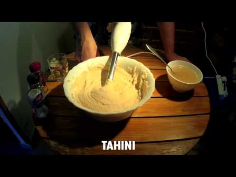 The Hummus Project Episode 1
