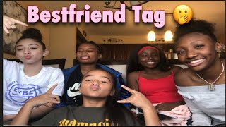 Who Knows Who the Best (Bestfriend Tag)