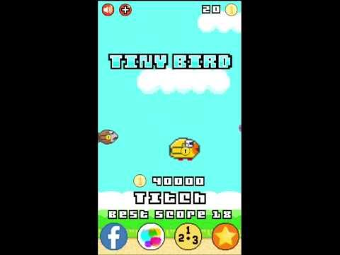 Tiny Bird - Flappy Adventures