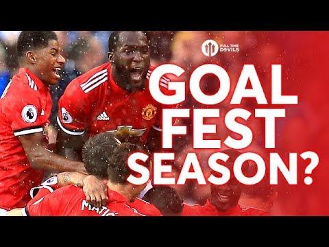GOAL FEST SEASON? Full Time Review MANCHESTER UNITED 4-0 EVERTON