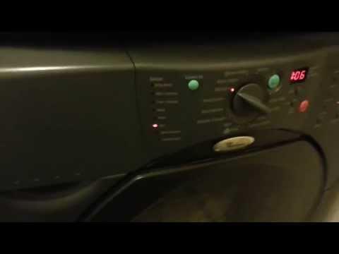 washing machine making loud noise during spin