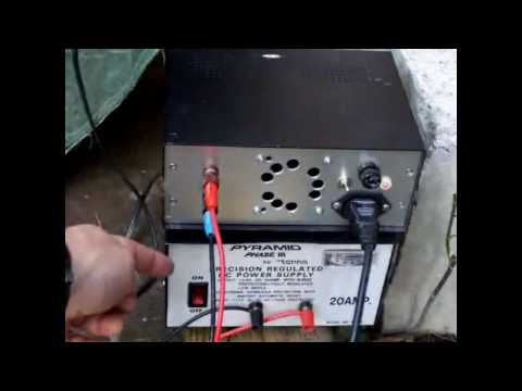 This circuit converts 12V DC from solar panel and battery storage system and produces 48V DC (60V) to charger the battery pack in my DAYMAK Austin electric b...