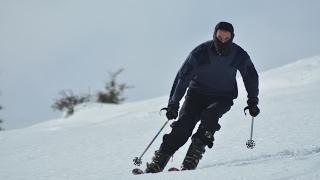 Ski sur les hauteurs du Djurdjura . A NE PAS RATER