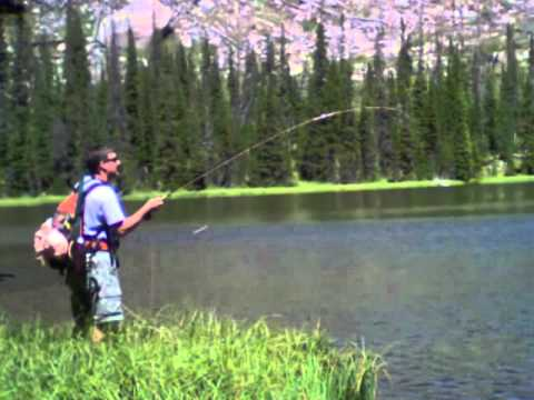 Fly fishing colorado august 22 2010 rocky mountain for Colorado out of state fishing license