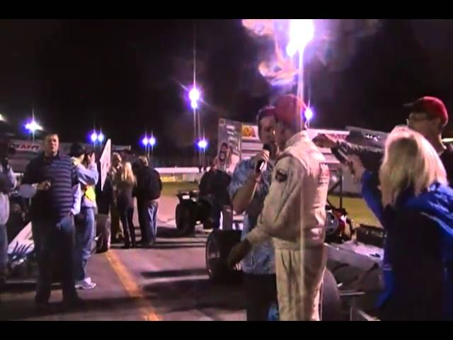 ISMA Dion Parish Memorial Supermodifieds @Berlin Raceway 9.25.10 Feature pt6
