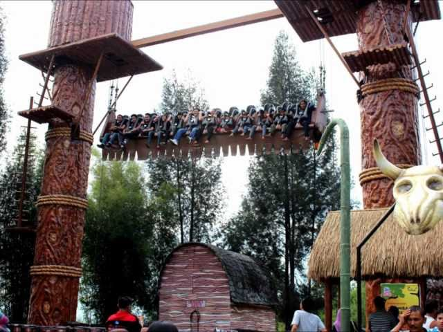 FunLand - Mikie Holiday, Berastagi - Medan, Indonesia