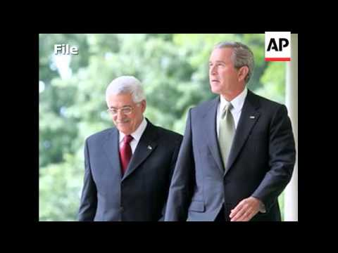 Bush, Olmert to discuss Palestinian future