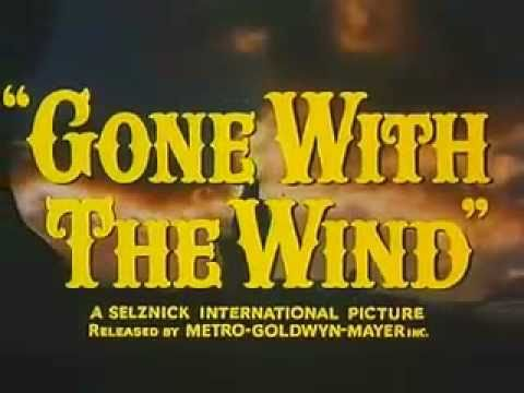 Gone With The Wind Official Trailer 1939 Oscar Best Picture video