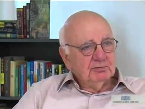 Paul Volcker on Sovereign Wealth Funds and the Economy