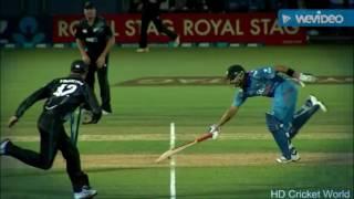 Virat Kohli run machine 100 vs new Zealand