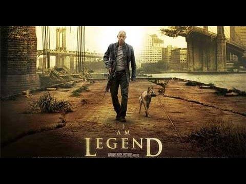 I Am Legend Comic: Death As A Gift.