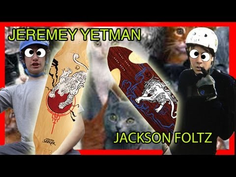 Lifelong Longboards - Jackson Foltz & Jeremy Yetman
