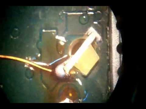 reparar nokia 1616 solucion luz display 2° metodo servicellarauca