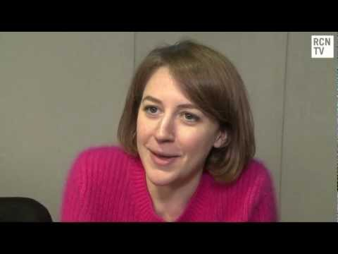 Game Of Thrones Yara Greyjoy - Gemma Whelan Interview