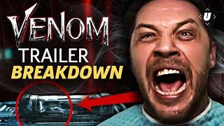 Venom Teaser Trailer Breakdown: Easter Eggs, Theories & Symbiotes!