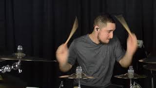 """Trivium - """"The Revanchist"""" (Alex Bent Drum Playthrough)"""
