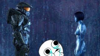 Cómo el Jefe Maestro mató a Cortana al final de Halo 4