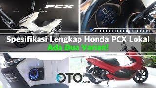 Honda PCX 2018, Ada Dua Varian. Ini Spesifikasi Lengkapnya   OTO.com
