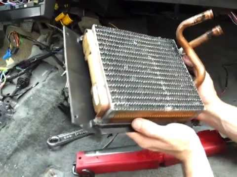 Heater Core Parts How to Change a Heater Core