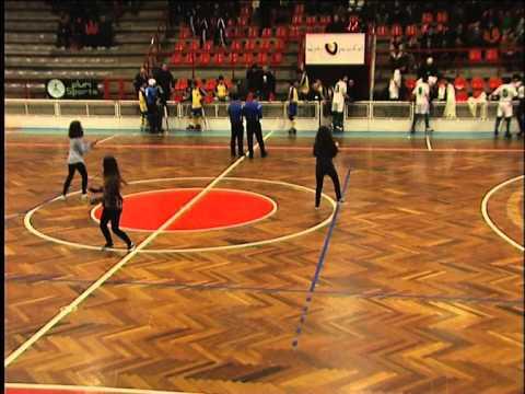 IX Torneio dos Reis: AP Porto 6-0 AP Minho 1.ª Parte