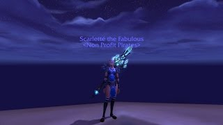 Frost Mage Artifact Challenge. How to kill it if you're a scrub like me.
