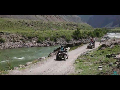 ВНЕ ЗОНЫ Долина Реки Чулышман